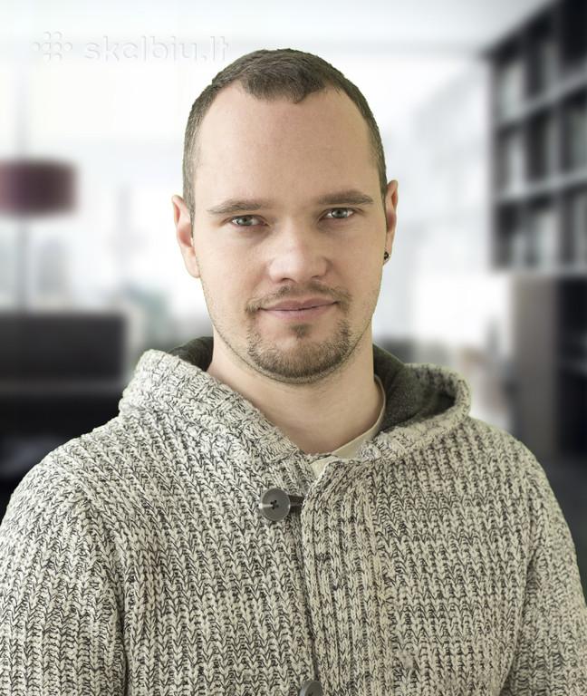 Picture of Gediminas Andrijauskas